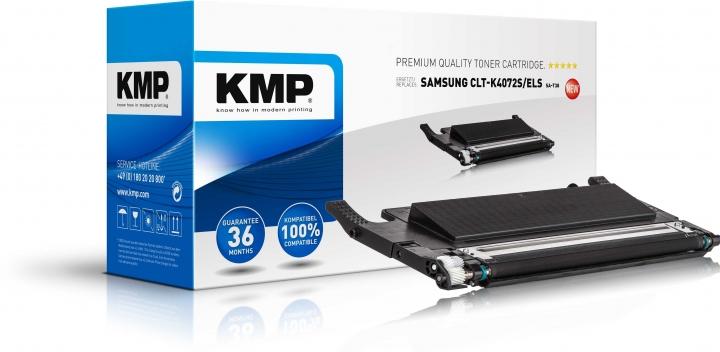 KMP SA-T38 Toner ersetzt Samsung K4072 (CLTK4072SELS)