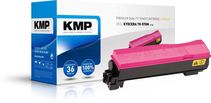 KMP K-T46 Toner ersetzt Kyocera TK570M