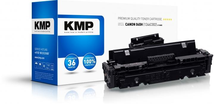 KMP C-T40BX Toner Schwarz ersetzt CANON 045H (1246C002)
