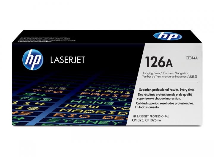 Trommel HP Nr 126, CE314A 14000 Seiten s/w, 7000 Seiten Farbe