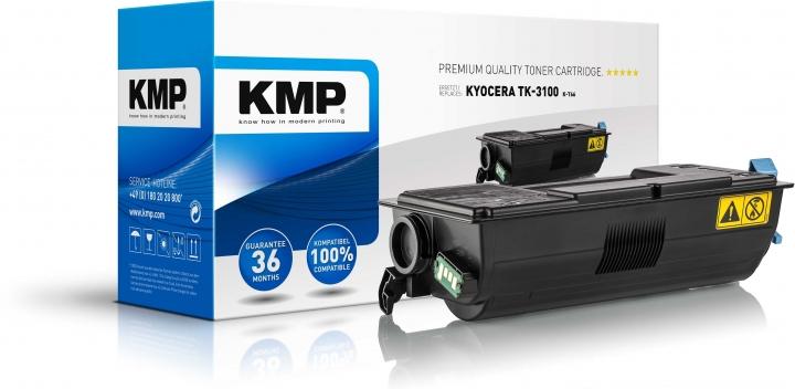 KMP K-T66 Toner für Kyocera FS 2100D/DN Ecosys M 3040/3540