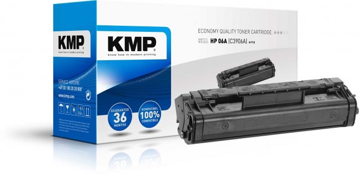 KMP H-T13 Toner ersetzt HP 06A