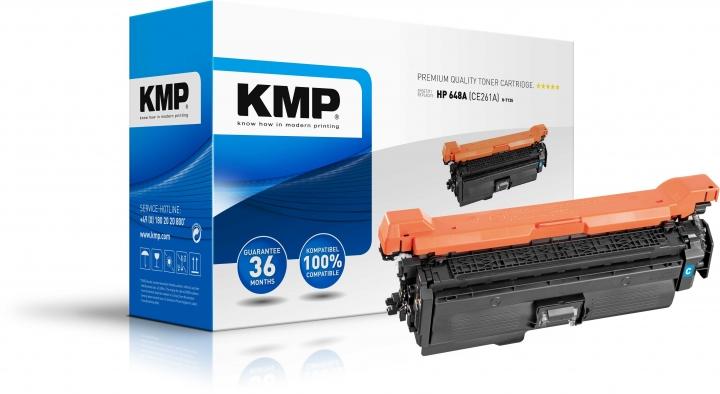 KMP H-T135 Toner ersetzt HP 648A