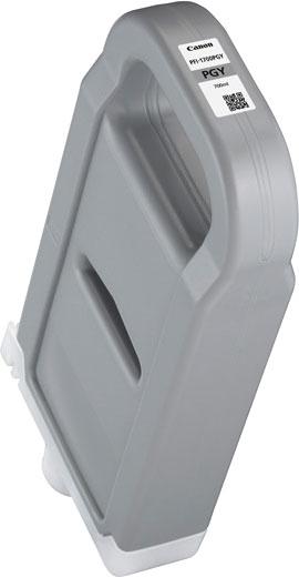 CANON Tinte PFI-1700PGY grau hell 700ml iPF PROx000/x000S 0782C001AA