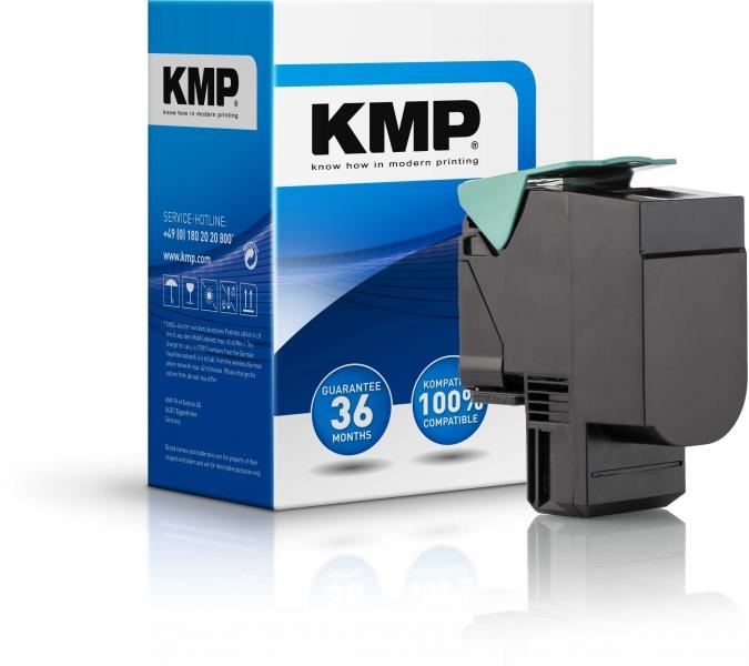 KMP L-T41 Toner ersetzt Lexmark (C540H2YG)