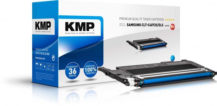 KMP SA-T39 Toner ersetzt Samsung C4072 (CLTC4072SELS)