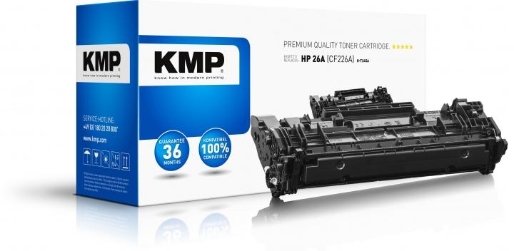 KMP Toner H-T245A Schwarz ersetzt ersetzt HP 26A (CF226A)