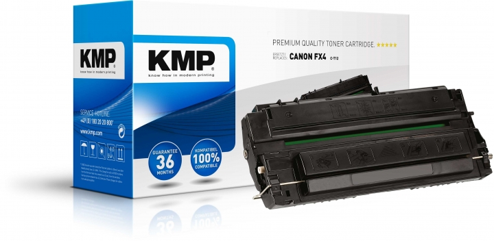 KMP C-T12 Toner für Canon FX4 (1558A003)