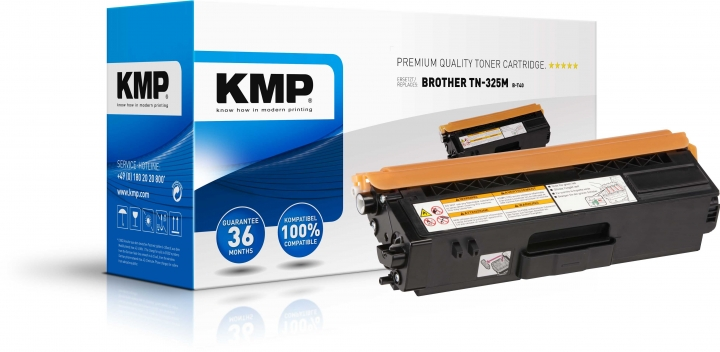 KMP B-T40 Toner für Brother TN325M magenta