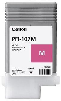 Canon Tinte magenta PFI-107M 130ml