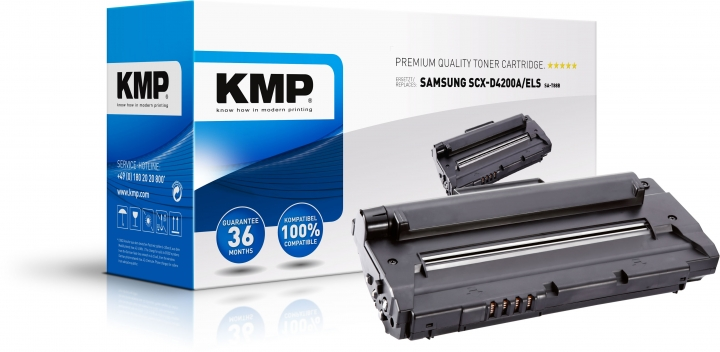KMP SA-T88B Toner Schwarz ersetzt