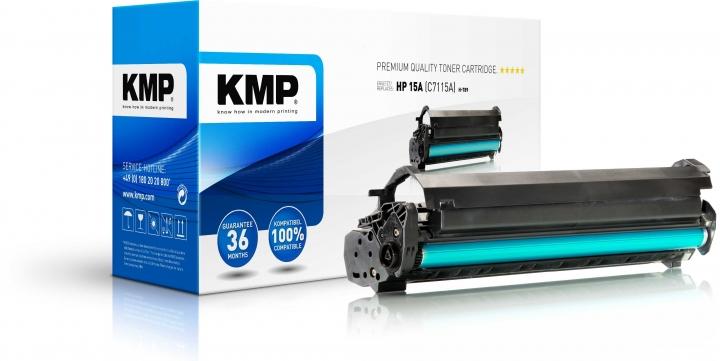 KMP H-T89 Toner ersetzt HP 15A