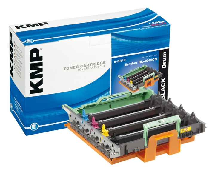 KMP B-DR19 Trommel ersetzt Brother DR130CL