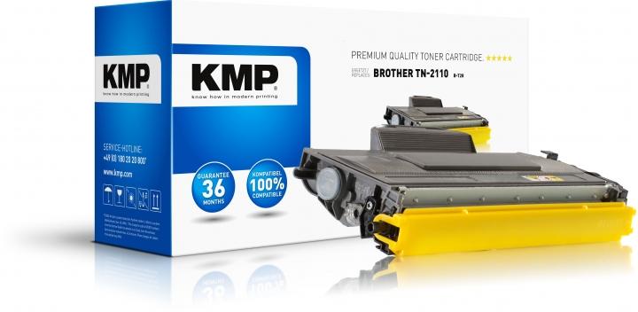 KMP B-T28 Toner ersetzt Brother TN2110