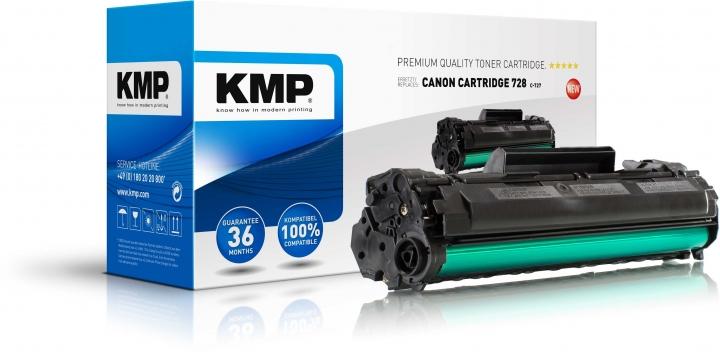 KMP C-T27 Toner für Canon 728 (3500B002)