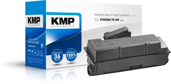 KMP K-T20 Toner ersetzt Kyocera TK320