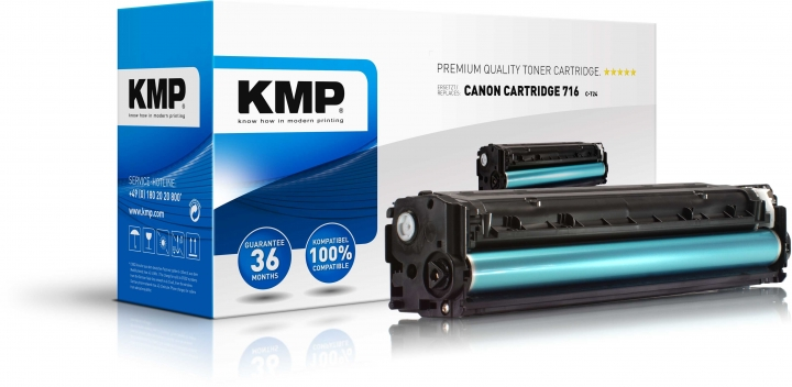 KMP C-T24 Toner für Canon 716C (1979B002)