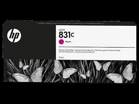 HP 831C Latex-Tinte magenta 775 ml (CZ696A)