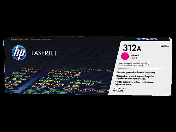 HP Toner CF383A magenta für CLJ Pro M470 Serie 2.700 Seiten