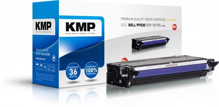KMP D-T15 Toner ersetzt Dell PF030 (59310170)