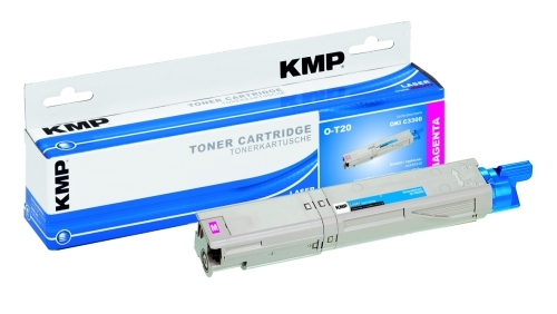 KMP O-T20 Toner ersetzt OKI 43459330