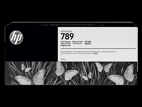 HP 789 mageta hell Latex Designjet Tintenpatrone (775 ml) CH620A - MHD 08/2017