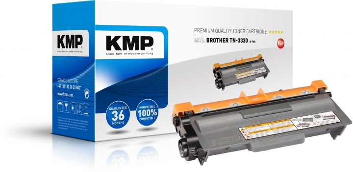 KMP B-T88 Toner ersetzt Brother TN3330