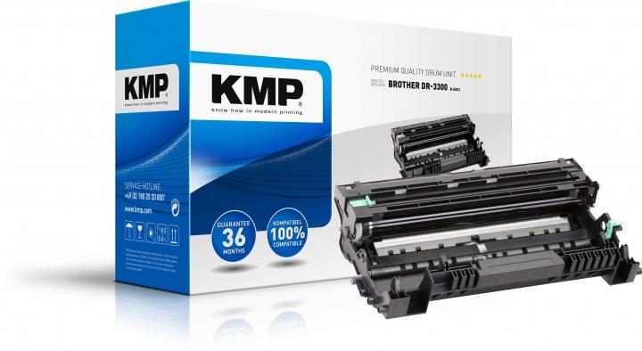 KMP B-DR21 Trommel ersetzt Brother (DR3300)