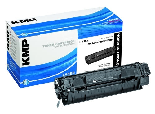 KMP H-T153 Toner ersetzt HP 35A (CB435A)