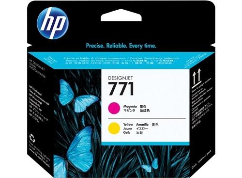 HP 771 Magenta / Gelb DesignJet Druckkopf