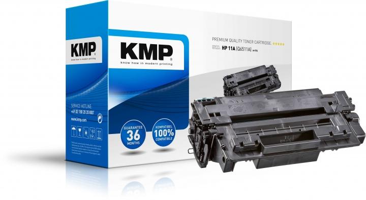 KMP H-T73 Toner ersetzt HP 11A (Q6511A)