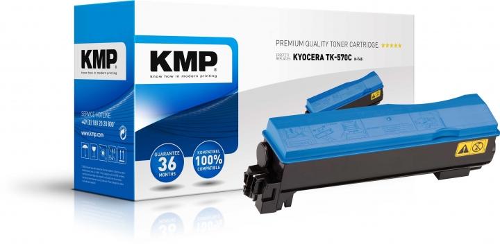 KMP K-T45 Toner ersetzt Kyocera TK570C