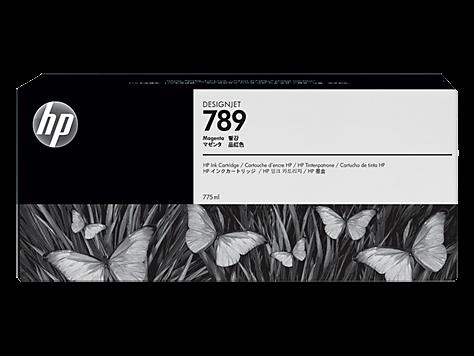HP 789 Magenta Latex Designjet Tintenpatrone (775 ml)