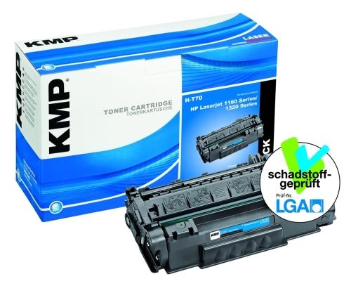 KMP H-T70 Toner für HP Laserjet 1160 / 1320 black