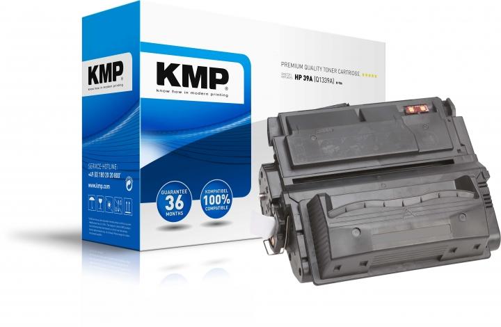 KMP H-T56 Toner ersetzt HP 39A