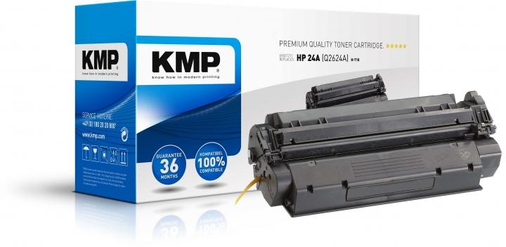 KMP H-T18 Toner ersetzt HP 24A
