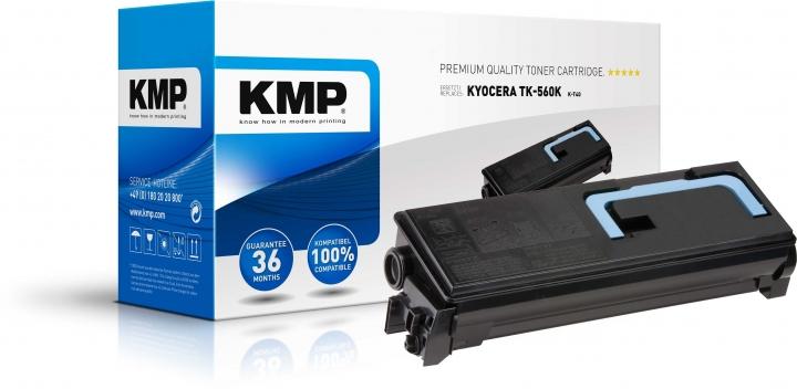 KMP K-T40 Toner ersetzt Kyocera TK560K