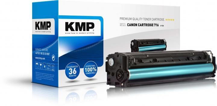 KMP C-T23 Toner für Canon 716BK (1980B002)