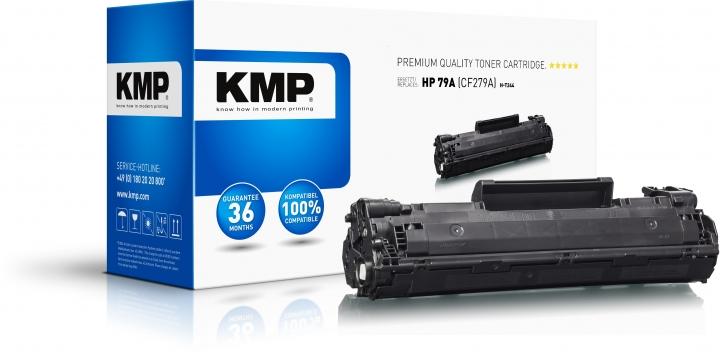 KMP Toner H-T244 ersetzt HP 79A (CF279A)