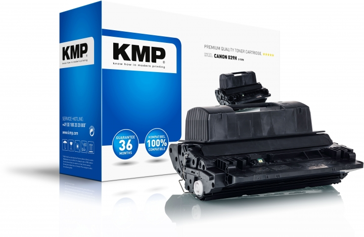 KMP C-T37X Toner Schwarz für Canon 039H (0288C001)