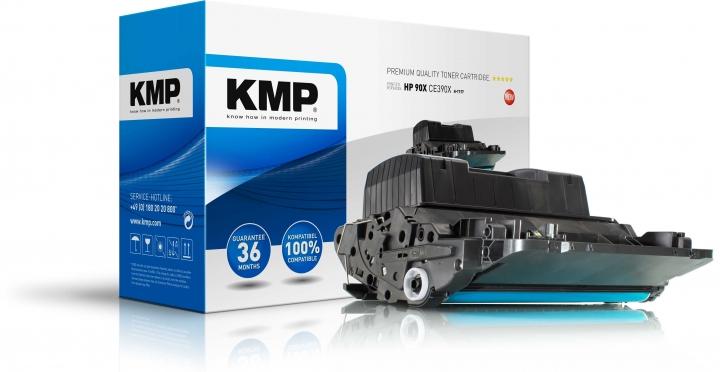 KMP H-T177 Toner ersetzt HP 90X (CE390X)