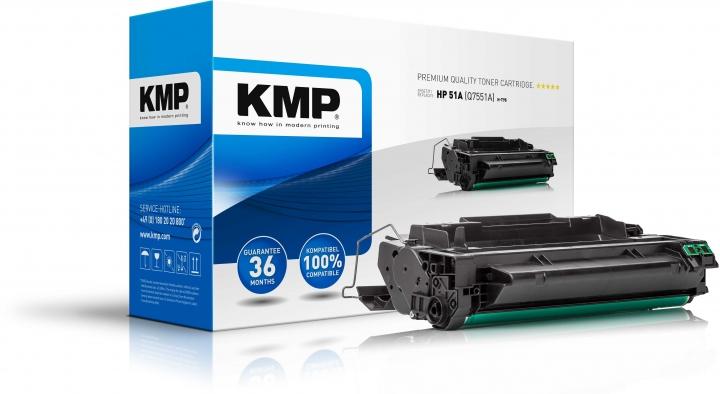 KMP H-T95 Toner ersetzt HP 51A (Q7551A)