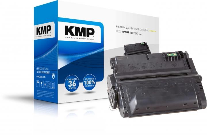 KMP H-T54 Toner für HP Laserjet 4200 Series black