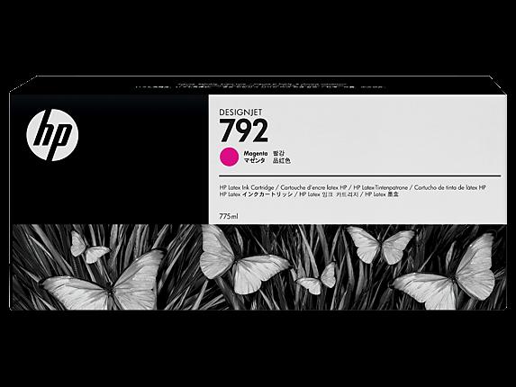 HP 792 Tinte magenta Original 775ml CN707A