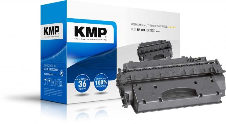 KMP H-T234 Toner ersetzt HP 80X (CF280X) - Vorgänger H-T164