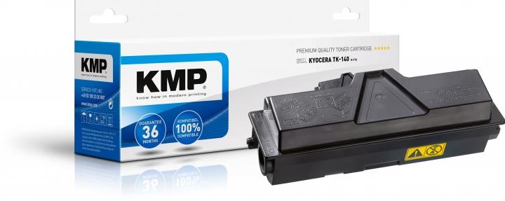 KMP K-T15 Toner ersetzt Kyocera TK140