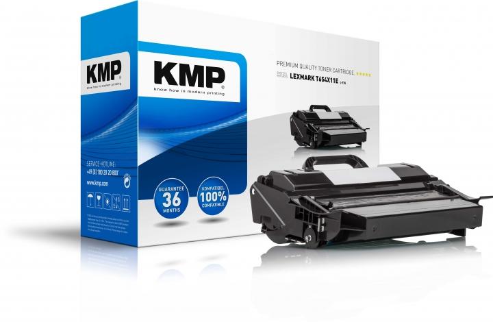 KMP L-T35 Toner für ersetzt Lexmark (T654X11E)
