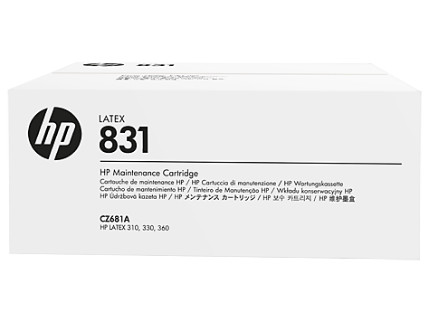 HP 831 Latex-Wartungspatrone (CZ681A)
