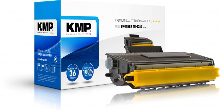 KMP B-T30 Toner für Brother TN-3280 / DCP-8070/HL-53**/MFC-8370/8380/8880 black