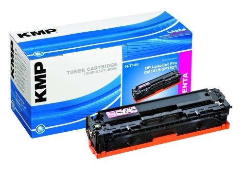 KMP H-T146 Toner für HP Laserjet Pro CM1415/CP1525 magenta